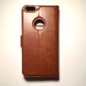 Accessories - iPhone 6/6S Plus Detachable Wallet Phone Case